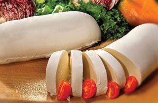 panetto di mozzarella fiordilatte